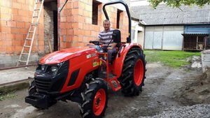 Когда вам нужен мини-трактор